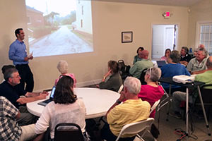 Clarkesville Downtown Revitalization Work to be Informed by Institute Strategic Plan