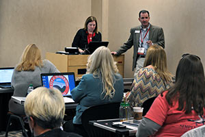 Institute Debuts MAXGOV Broadband Course at Two Local Government Training Sessions