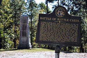 Institute Prepares Master Plan for Developing Revolutionary War Battlefield