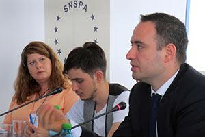 Institute Associate Director Provides Training at Romanian University