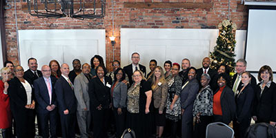 Members of DBHDD Management Academy's Third Cohort Recognized at Ceremony
