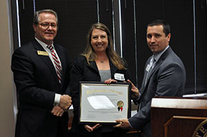 Charter School Finance Officers Recognized for Completing Certification Program
