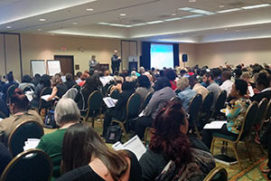 Over 400 providers attend behavioral health symposium offered by DBHDD, Institute