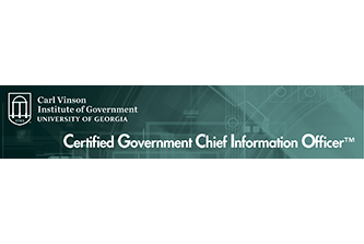 Institute Offers New Certified Government Chief Information Officer program