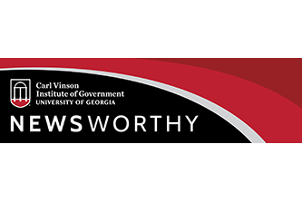 Newsworthy: the Institute of Government's quarterly newsletter