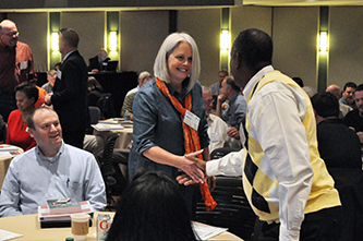 Newly elected commissioners launch careers at Institute training conference