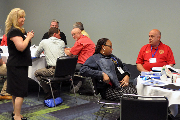 County leaders hone skills in Institute-led training at ACCG conference