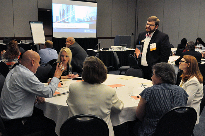 Workforce development conference presented through Institute partnership