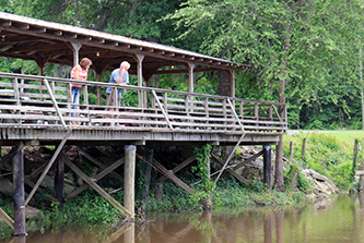 Wayne County, Jesup develop tourism plan through Institute partnership