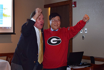 Glynn County hosts Korean officials as Institute facilitates new exchange