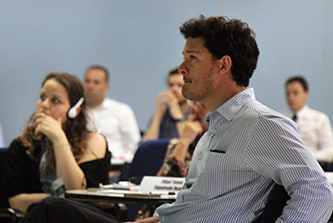 Brazilian training center engages Institute for leadership program