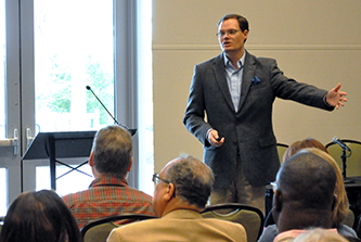 GCCMA educational presentations feature Institute faculty members, others