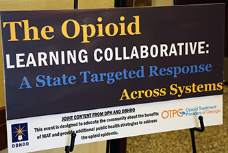 Institute helps state agency battle Georgia's opioid abuse epidemic