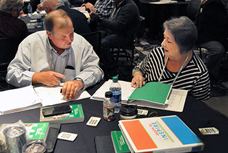 Nearly 140 newly elected county commissioners from across Georgia got acquainted and studied the basics of county government at the 2018 Newly Elected Commissioners Conference, held Dec. 4–7 by the Carl Vinson Institute of Government and ACCG, Georgia's County Association.