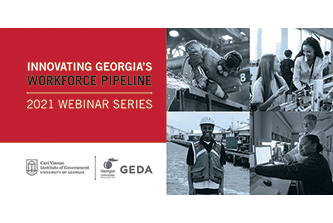 Innovating Georgia's Workforce Pipeline Webinar Series