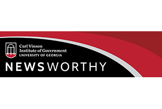 Latest issue of Newsworthy features Institute's development, training work