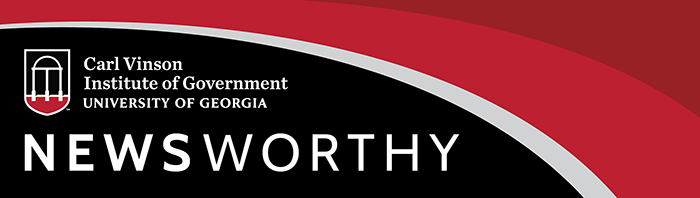 The latest issue of Newsworthy, the Institute of Government's quarterly newsletter, explores some of the ways we're helping governments across the state foster economic growth, save taxpayers' money and enhance workforce development.