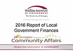 2016 DCA Update on Report of Local Government Finances