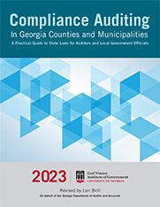 Compliance Auditing in Georgia Counties and Municipalities
