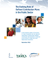 Evolving Role of Defined Contribuition Plans in the Public Sector