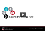 Setting the Millage Rate tutorial