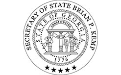 Georgia Secretary of State's office