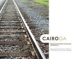 Cairo, Georgia Renaissance Strategic Vision & Plan September 2013