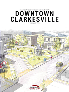 Downtown Clarkesville, Georgia Renaissance Strategic Vision & Plan