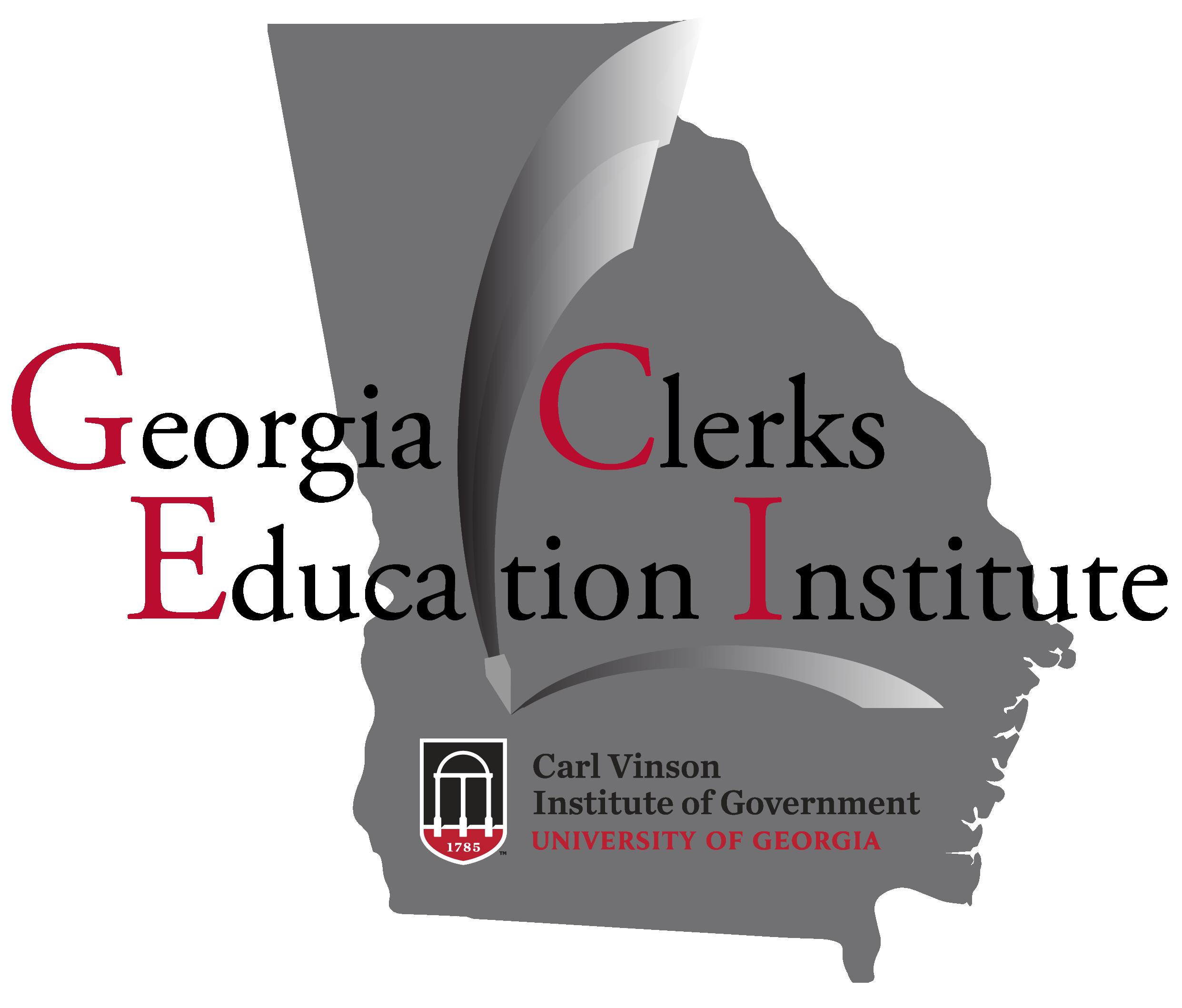 Georgia Clerks Education Institute