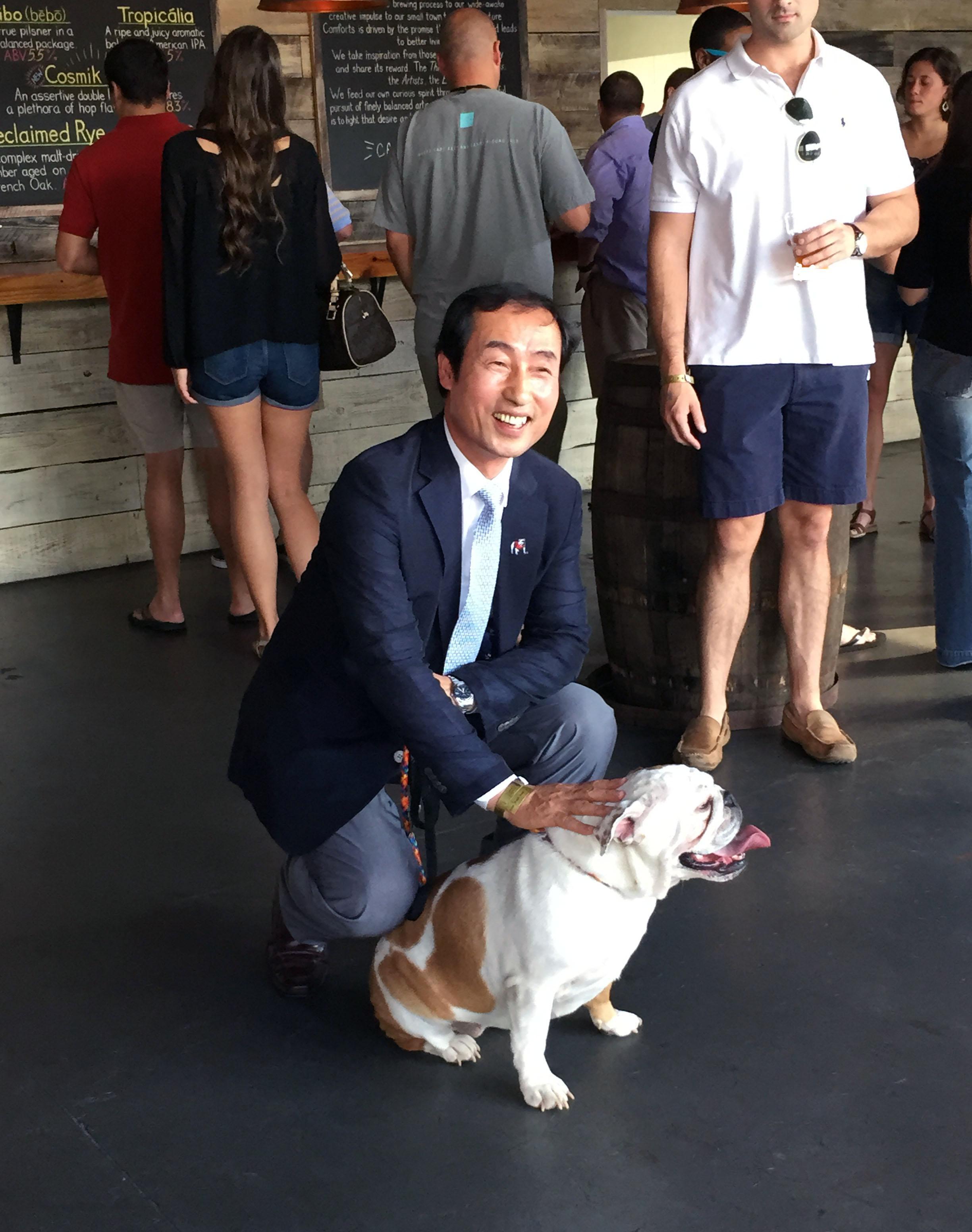 Seodaemun Mayor - June 2015